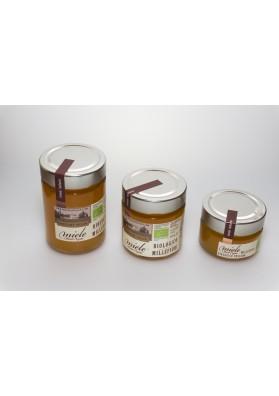 Organic Italian Multiflower / Wildflower Honey from Tuscany