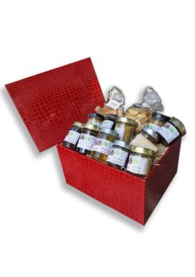 Boîte-Cadeau d'Affaires de luxe - Boîte-Cadeau d'Enterprise de luxe