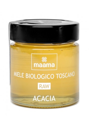 Maama Organic Italian Acacia Honey from Tuscany