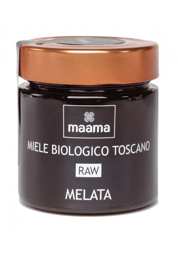 Maama Organic Italian Honeydew Honey from Tuscany