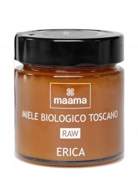 Maama Miel Italien Bio de Bruyère de la Toscane