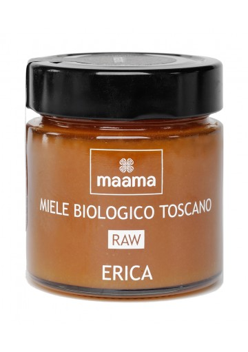 Maama Organic Italian Heather Honey from Tuscany