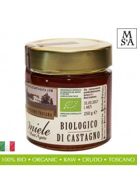 Miele Italiano Biologico di Castagno Toscano