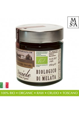 Organic Italian Honeydew Honey from Tuscany