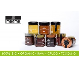 ORGANIC ITALIAN RAW HONEY, TUSCANY